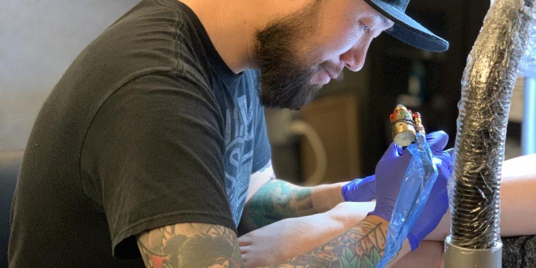 Zen (Gyungwook Kim)- Chicago tattoo artist, best tattoo artist chicago, chicago tattoo, tattoo near me. Japanese Tattoo