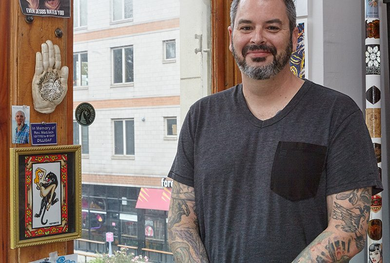 Patrick Cornolo- Chicago tattoo artist, best tattoo artist chicago, chicago tattoo, tattoo near me. Traditional tattoo. Japanese Tattoo, Illustrative tattoo