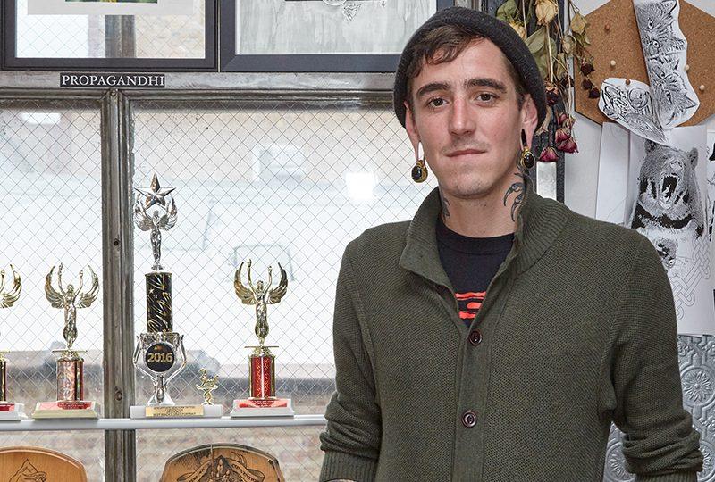 Mike FisherDubois- Chicago tattoo artist, best tattoo artist chicago, chicago tattoo, tattoo near me. Black and grey realism tattoo