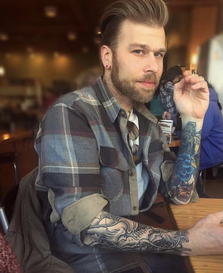 Matt Atkinson Chicago Tattoo Artist Speakeasy Custom Tattoo